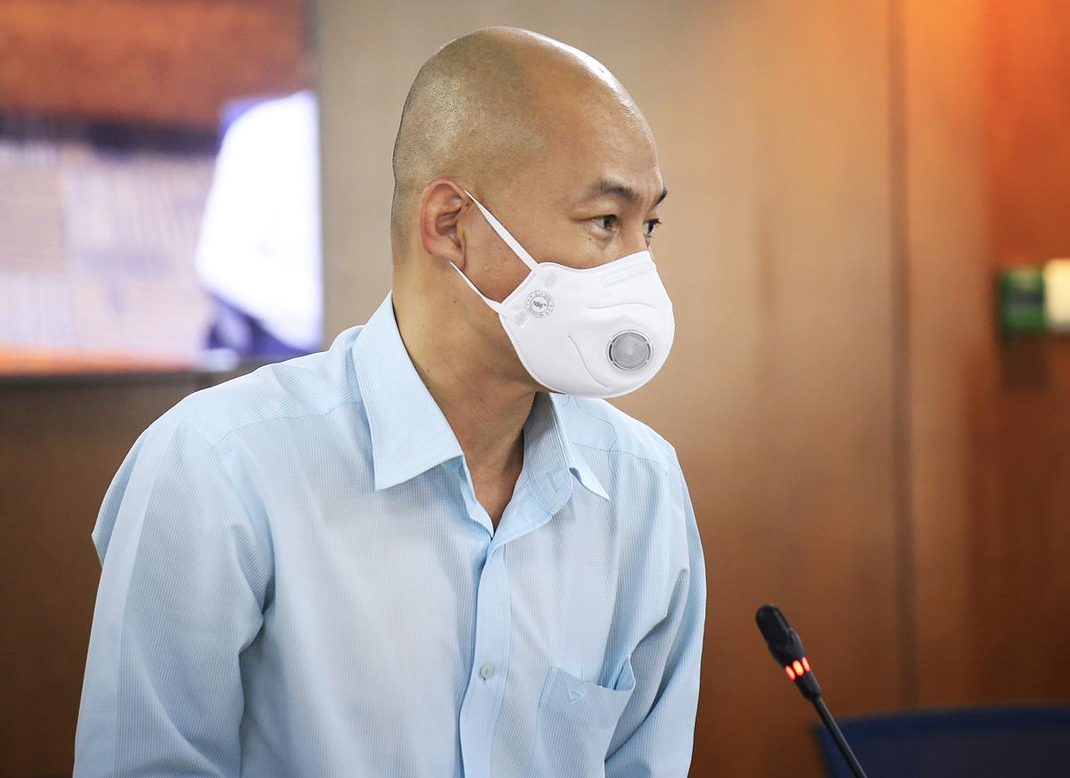 Phó giám đốc Sở Công thương Nguyễn Nguyên Phương. Ảnh: Hữu Công