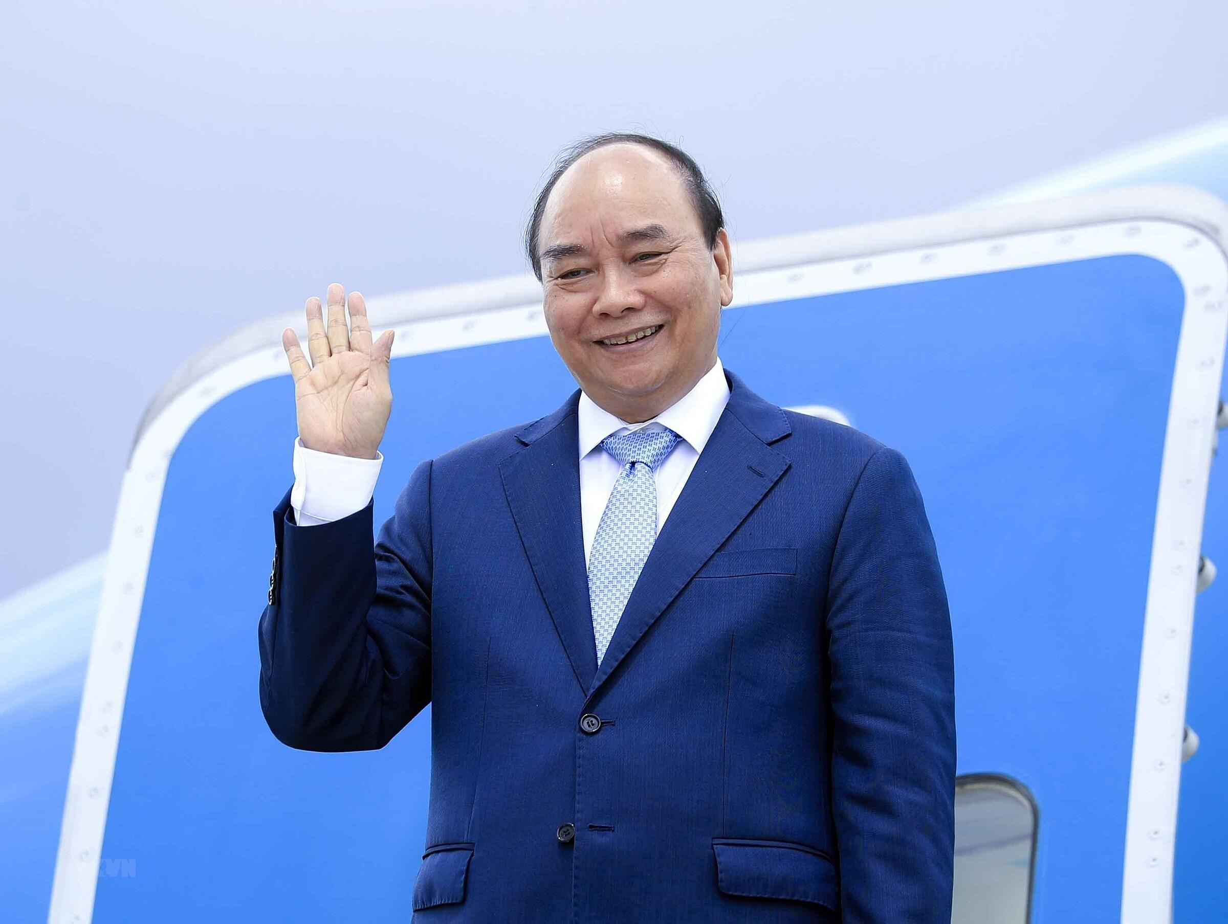 Chủ tịch nước Nguyễn Xuân Phúc. Ảnh: TTXVN.