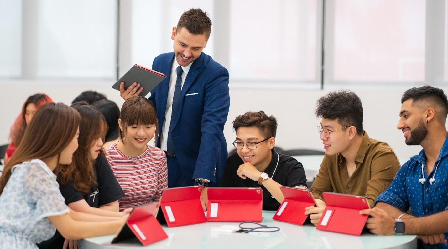 BUV hỗ trợ sinh viên tối đa trong việc chuyển ngang tín chỉ tới các trường đại học ở các quốc gia như Anh, Mỹ, Canada...