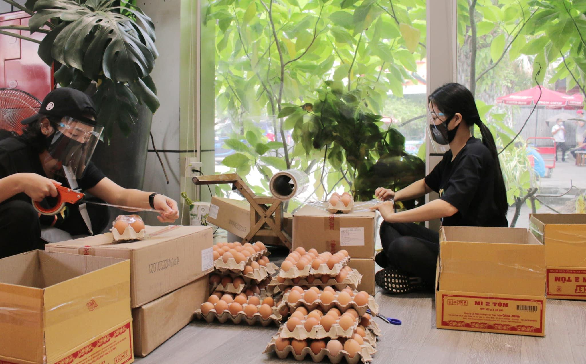 MC Liêu Hà Trinh làm khách mời Sharing togather