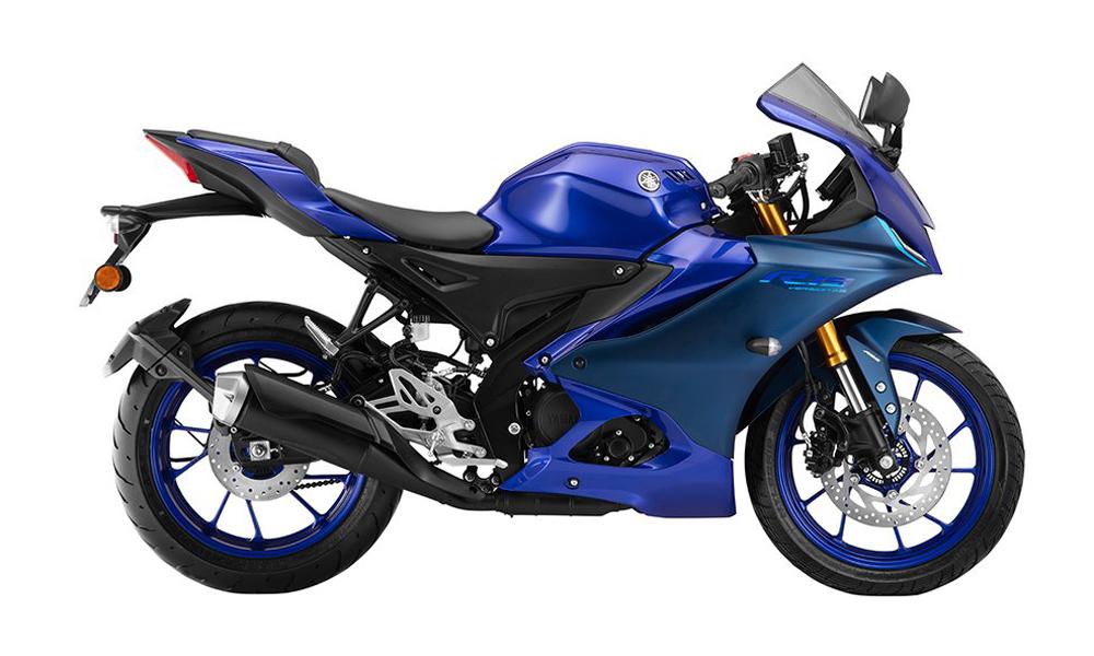 YZF-R15 phiên bản mới ra mắt tại Ấn Độ. Ảnh: Yamaha