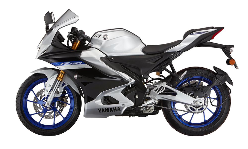 R15M phiên bản hiệu suất cao. Ảnh: Yamaha