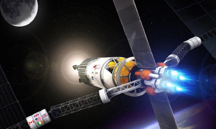 Thiết kế của tên lửa Vasimr. Ảnh: Ad Astra
