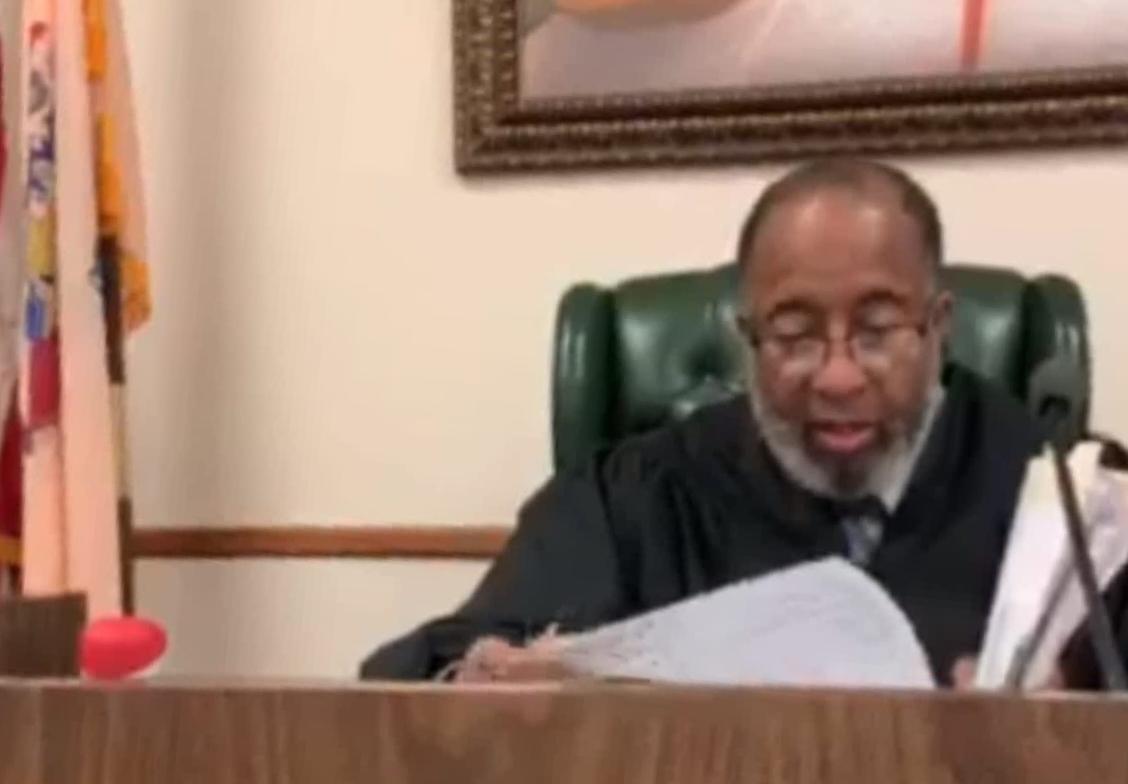 Thẩm phán Steven Brister. Ảnh: Selective Justice