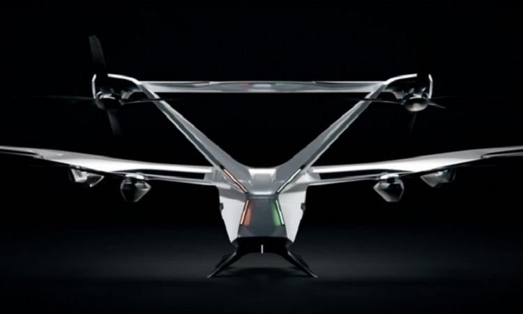 Máy bay City Airbus thế hệ mới có đuôi hình chữ V. Ảnh: Airbus