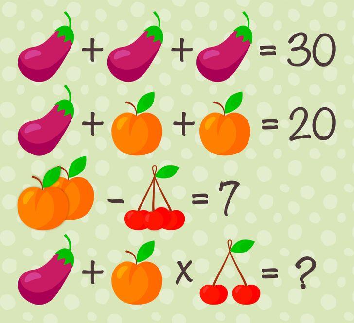 Thử thách tư duy với bốn câu đố - 3