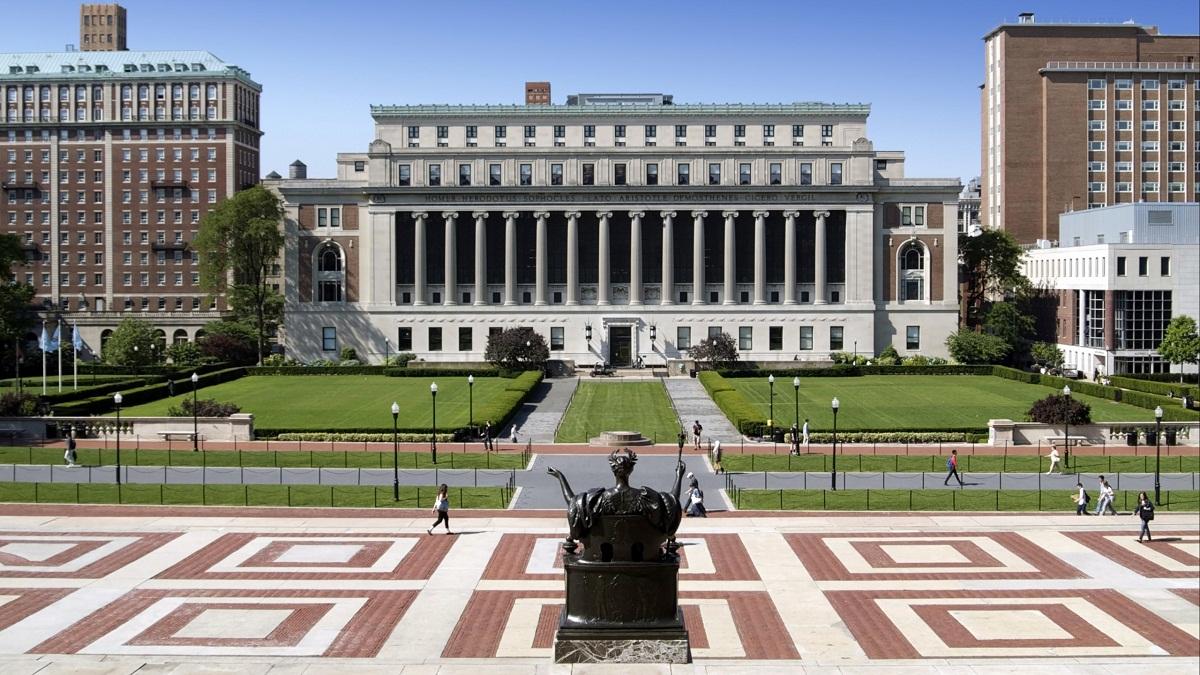 Đại học Columbia, Mỹ. Ảnh: Education USA