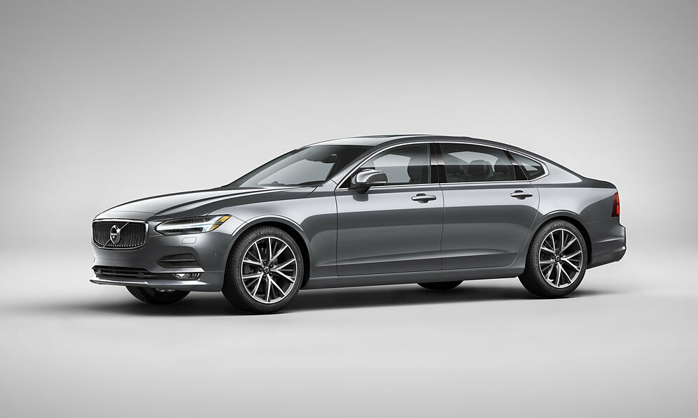 Mẫu Volvo S90L trong diện triệu hồi. Ảnh: Volvo