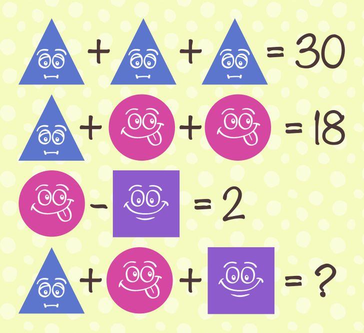Kiểm tra IQ với bốn câu đố - 2