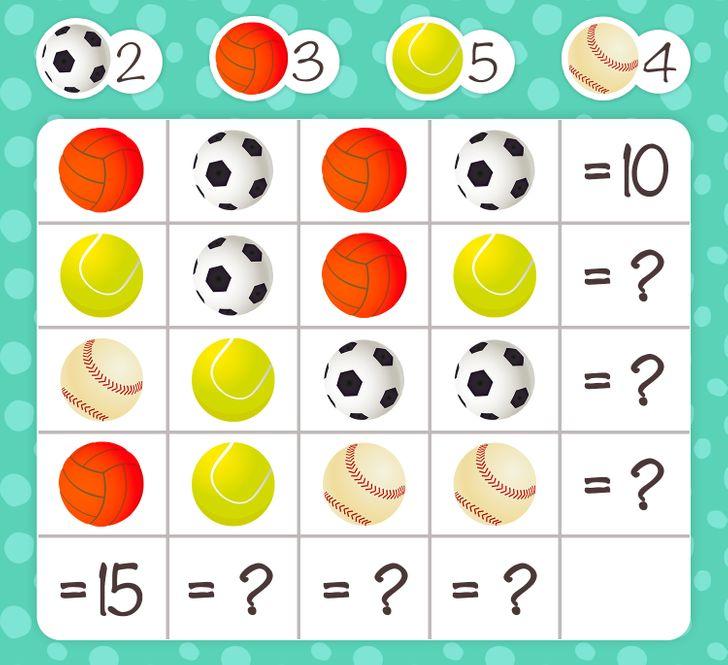 Kiểm tra IQ với bốn câu đố - 3