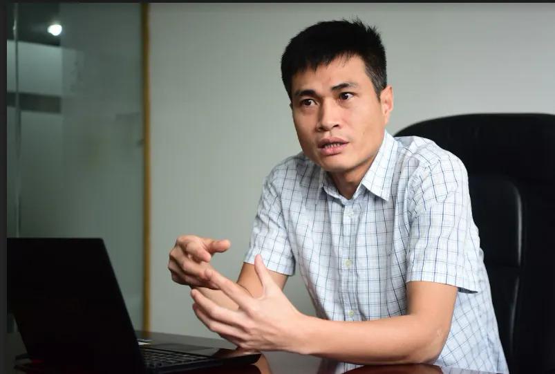 Ông Đặng Quang Hùng. Ảnh: NVCC