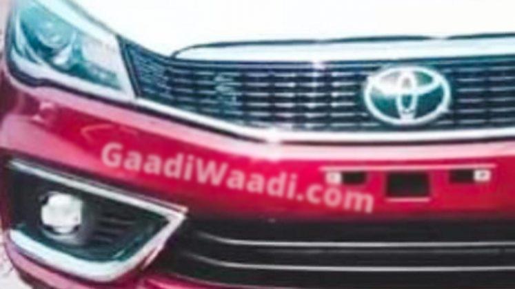 Toyota Belta, mẫu xe thay thế Yaris sedan. Ảnh: GaadiWaadi