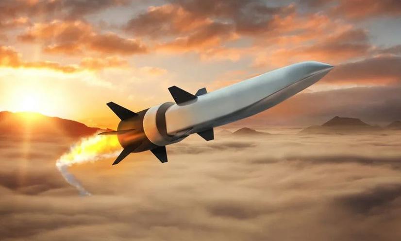 Đồ họa mô phỏng tên lửa HAWC của Raytheon. Ảnh: Raytheon.