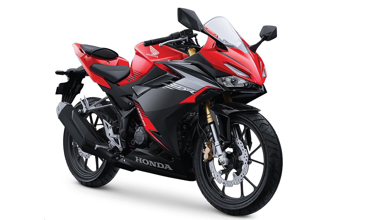 CBR150R mới lần đầu bán chính hãng tại Việt Nam. Ảnh: Honda