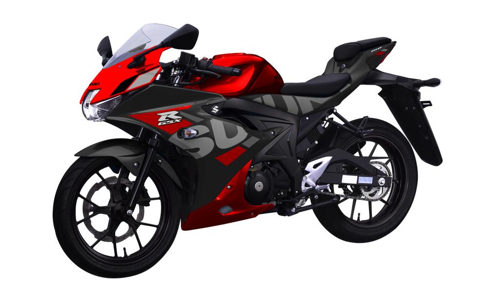 GSX-R150 - mẫu sportbike 150 phân khối. Ảnh: Suzuki