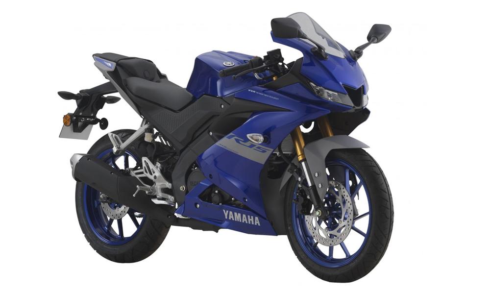 YZF-R15 phiên bản 2020. Ảnh: Yamaha