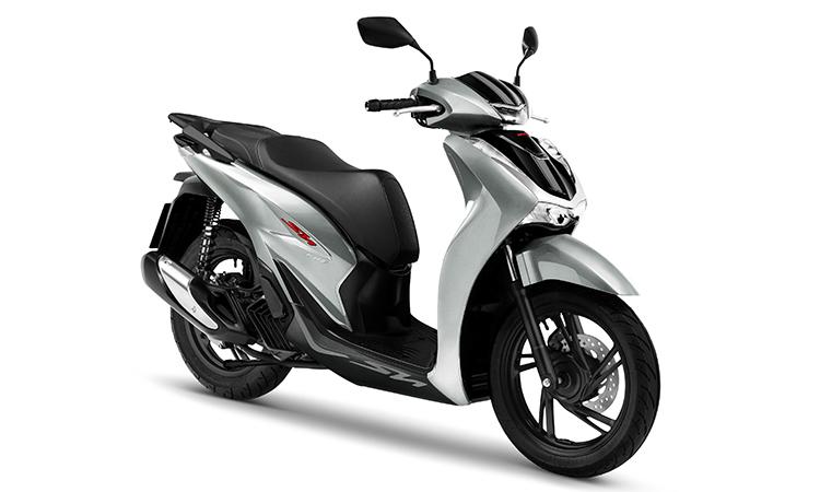 SH 150i phiên bản mới. Ảnh: Honda