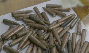 Tích trữ súng đạn để buôn ma túy