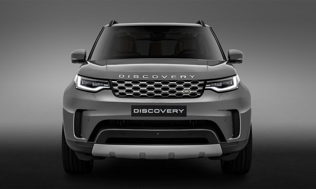 Mẫu SUV Discovery mới. Ảnh: Land Rover