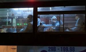 Đưa người liên quan bệnh viện Việt Đức đi cách ly