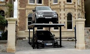 Những hệ thống đỗ xe thông minh