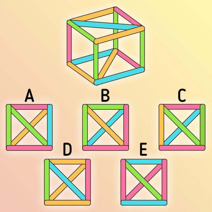 Thử thách tưởng tượng không gian với bốn câu đố - 1