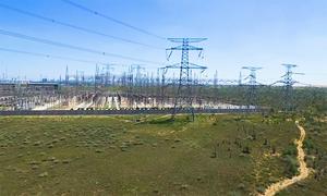 Mạng lưới dây điện ví như 'đường cao tốc' năng lượng sạch