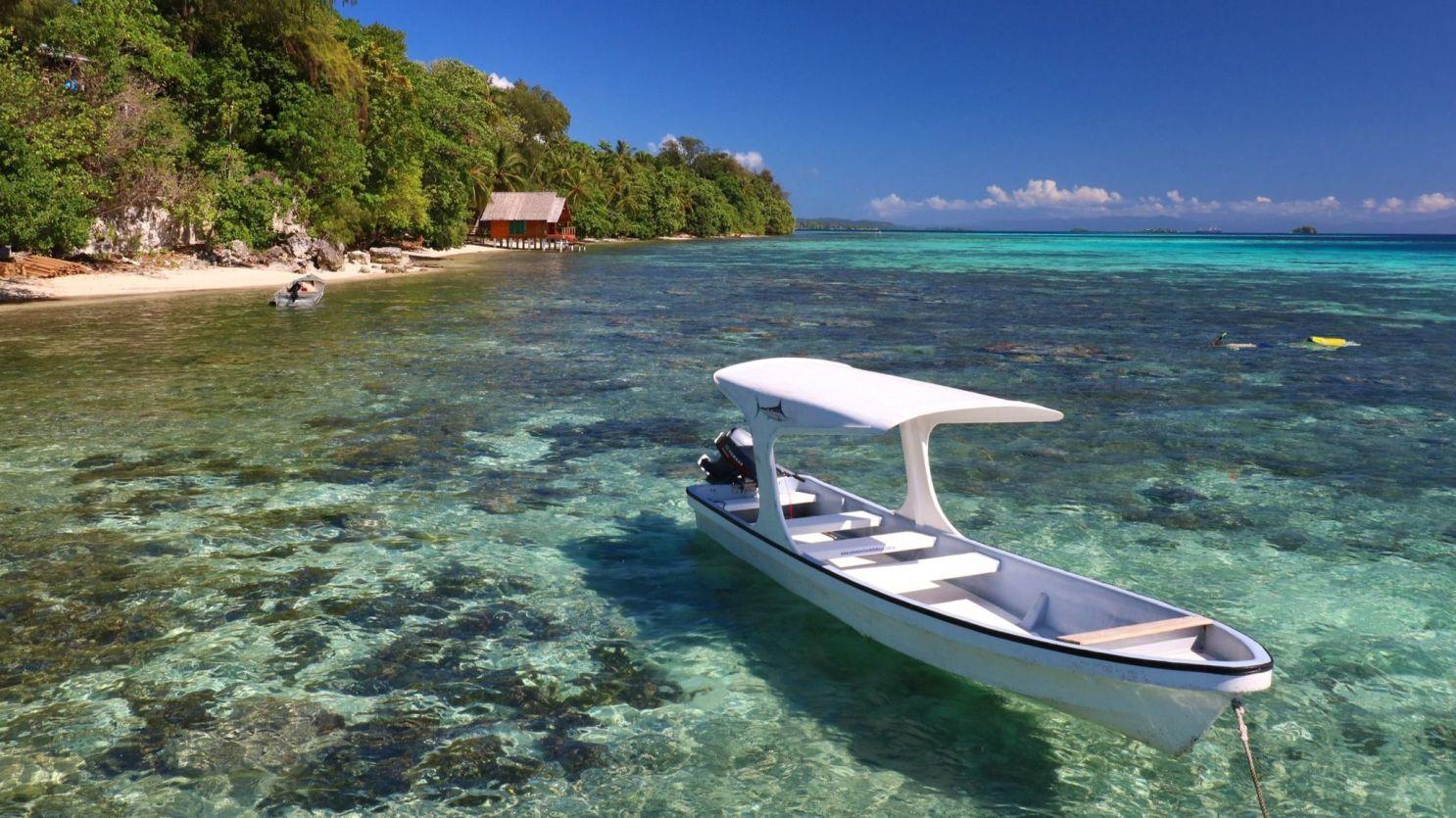 Một góc Quần đảo Solomon năm 2018. Ảnh: Sandiego Union Tribune.
