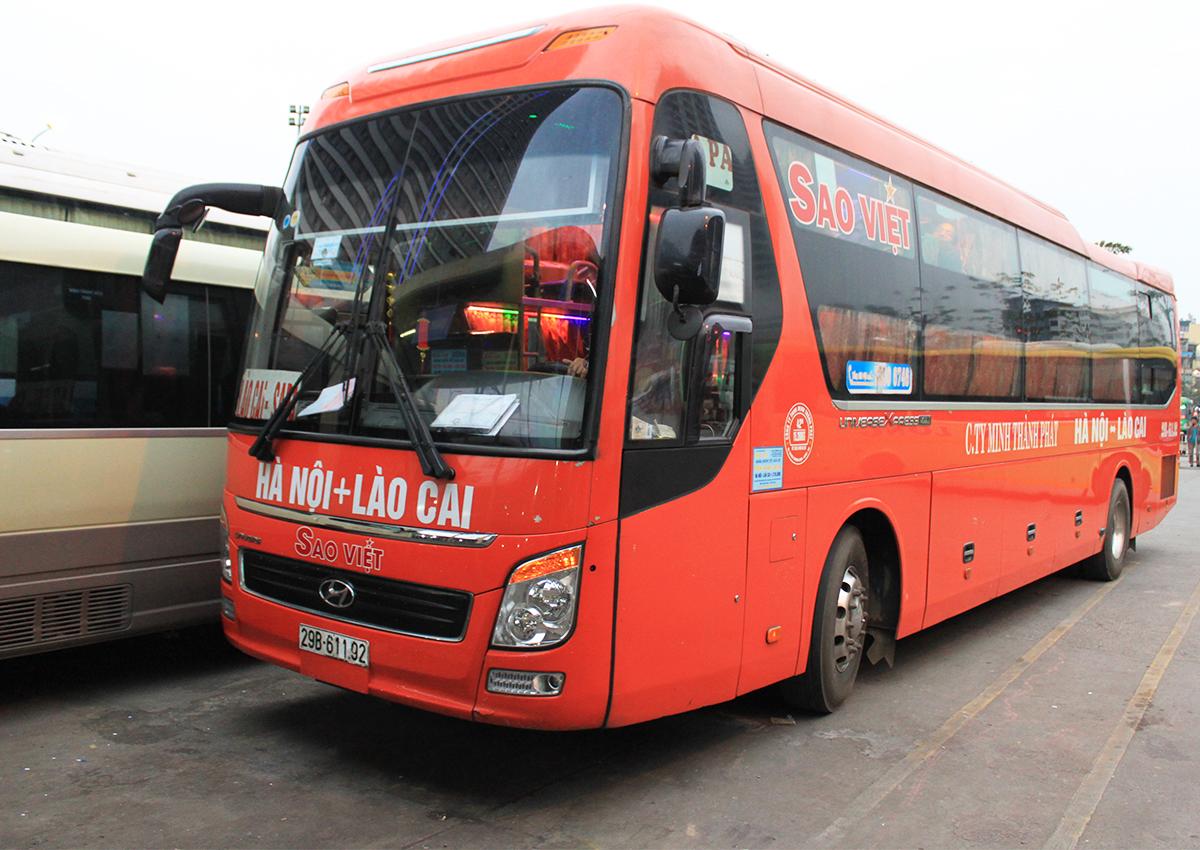 Toàn bộ xe khách tại Hà Nội dừng hoạt động từ khi thành phố áp dụng chỉ thị 16. Ảnh: Anh Duy.