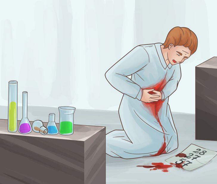 Câu đố: Thử làm thám tử tìm kẻ tấn công dược sĩ - 3