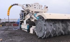 Những cỗ máy xây dựng mạnh nhất thế giới