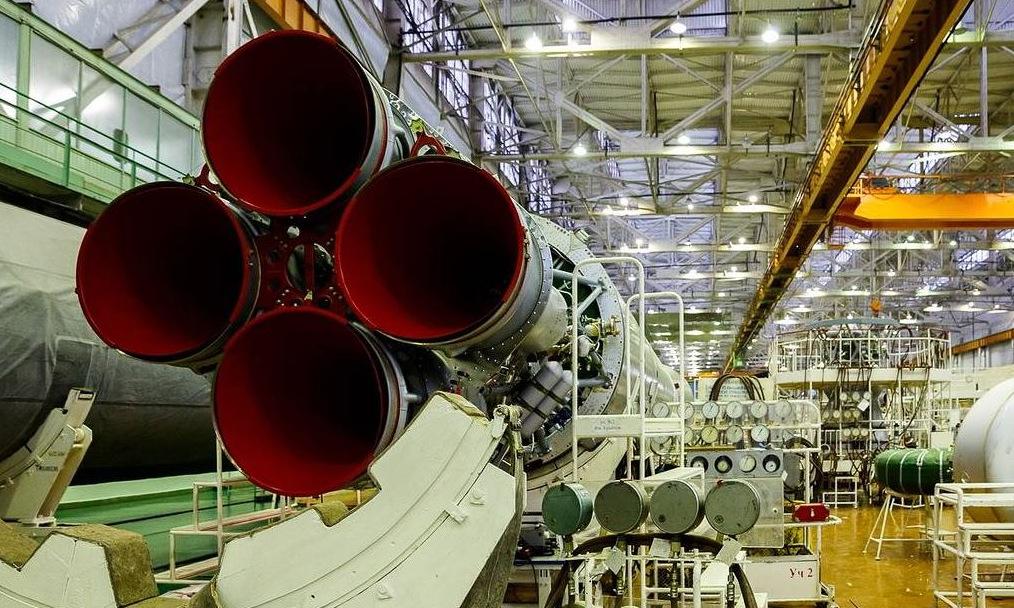 Động cơ tên lửa do Nga phát triển. Ảnh: TASS.