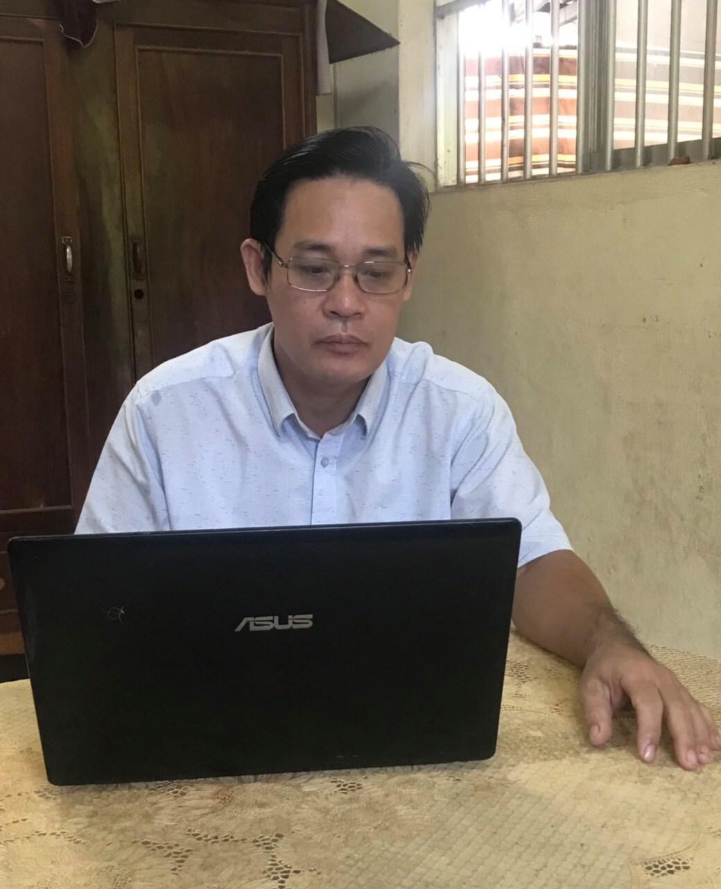 Ông Lê Trần Ngọc Sơn. Ảnh:Nhân vật cung cấp