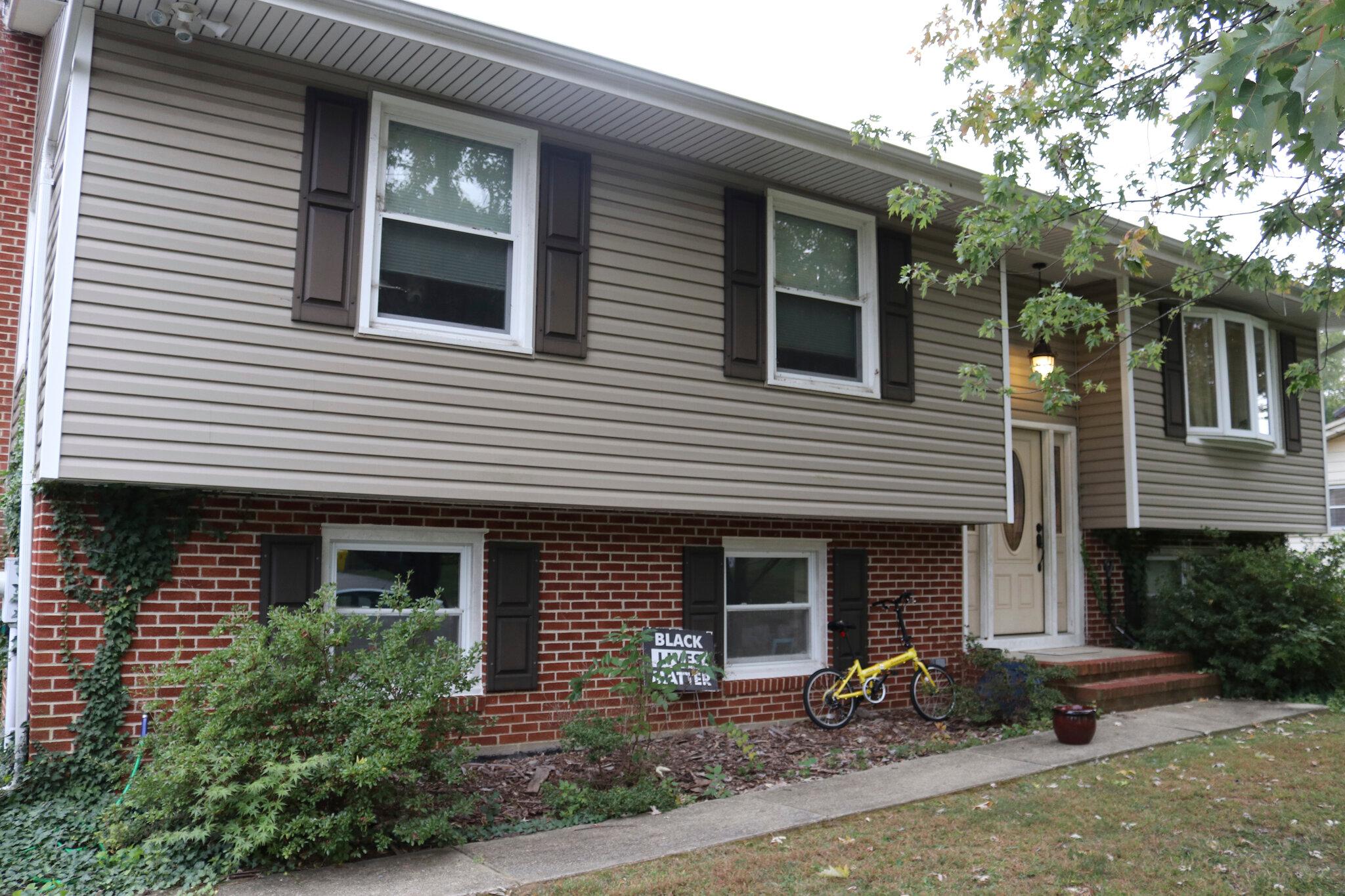 Căn nhà của Jonathan và Diana Toebbe tại Annapolis, bang Maryland, Mỹ. Ảnh: AP.