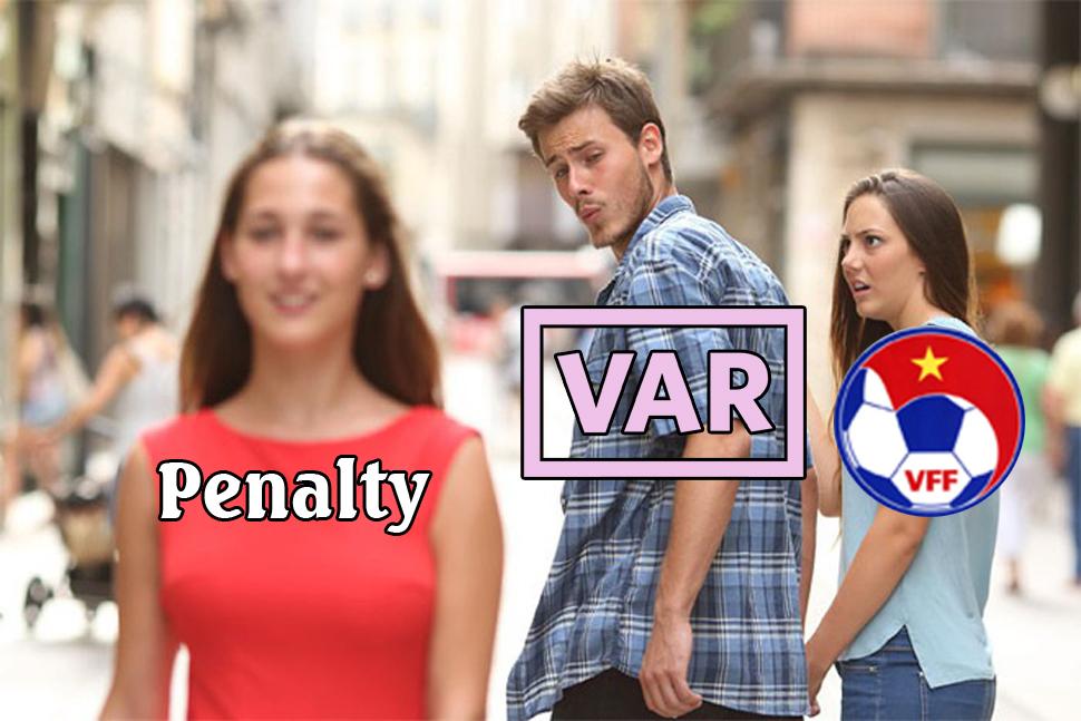 Hai pha vun tay, hai quả penalty.