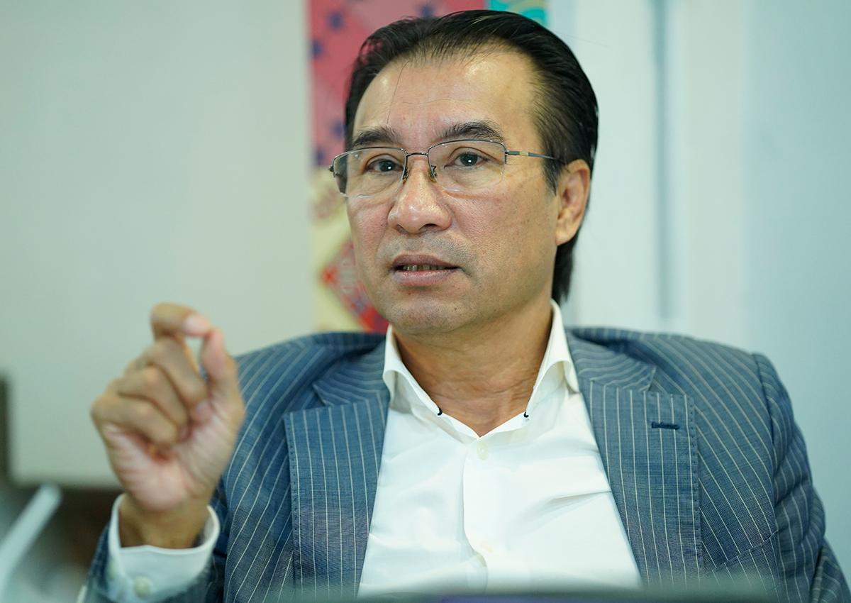 Ông Ngô Trung Hải, Nguyên Viện trưởng Viện Quy hoạch đô thị và nông thôn. Ảnh: Phạm Chiểu