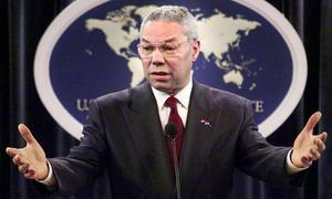 Cuộc đời binh nghiệp và chính trị của Colin Powell