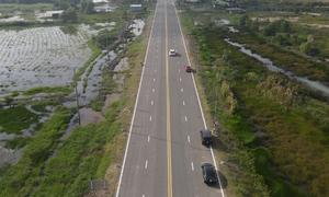 Thông xe đường nối cao tốc TP HCM - Long Thành