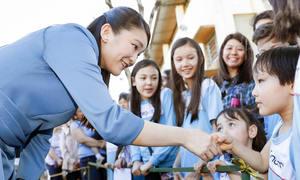 Mako - từ công chúa Nhật lá ngọc cành vàng đến cô dâu thường dân