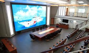 Nội thất như du thuyền trên tàu hải tuần lớn nhất Trung Quốc