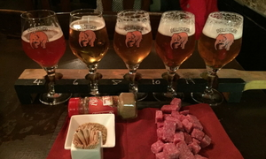 Hương vị Brussels trong từng giọt bia
