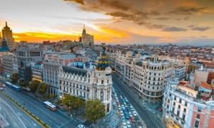 Dấu ấn Hoàng gia ở Madrid