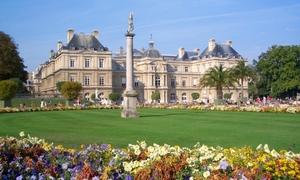 Paris có vườn Luxembourg xanh mát