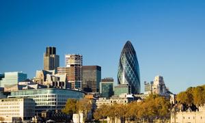Có một London từ trên cao