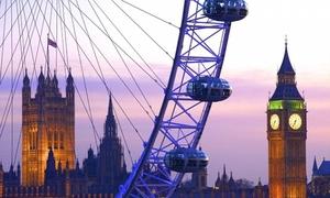 London vào hè
