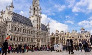 Brussels trong tôi là thành phố hiếu khách
