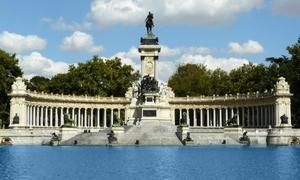 Công viên Retiro - mảng xanh giữa lòng Madrid