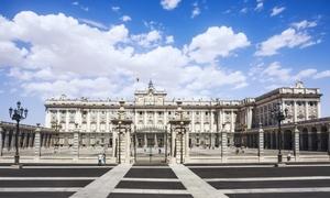 Đi bụi đến Madrid