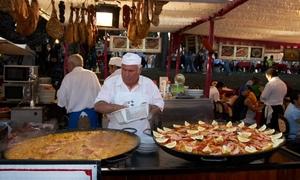 Ăn gì khi đến Madrid?