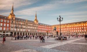 Thưởng thức cuộc sống về đêm ở Madrid